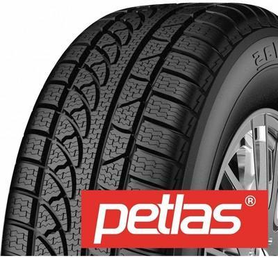 PETLAS snowmaster w651 215/45 R17 91V TL XL M+S 3PMSF, zimní pneu, osobní a SUV