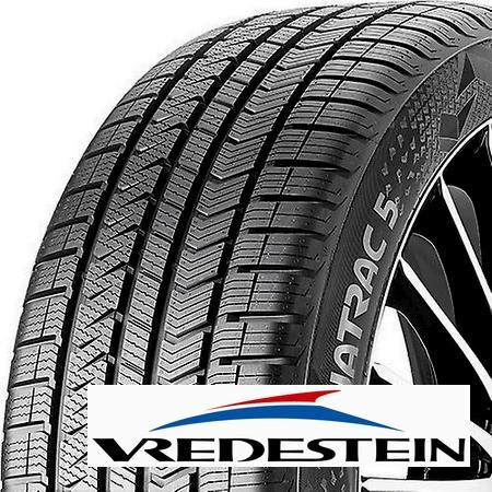 VREDESTEIN quatrac 5 195/60 R15 88H TL M+S 3PMSF, celoroční pneu, osobní a SUV