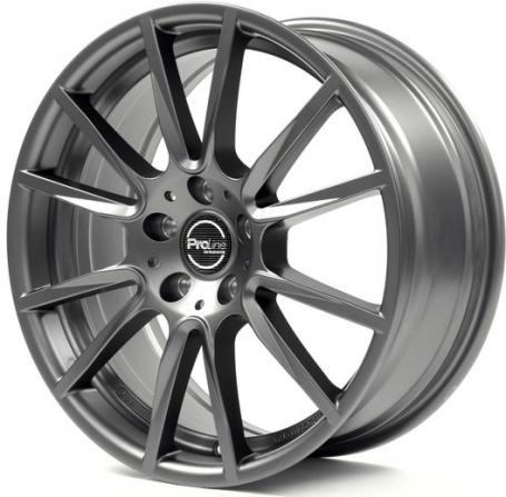 "alu kola PROLINE PXF mg Matt Grey 8x18"" 5x114,3 ET38 74"