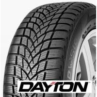 DAYTON dw510e 205/55 R16 91T TL M+S 3PMSF FR, zimní pneu, osobní a SUV