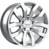 C22 silver - stříbrné