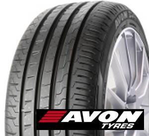 AVON ZV7 215/50 R17 95W TL XL, letní pneu, osobní a SUV