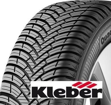 KLEBER quadraxer2 215/55 R17 98V TL XL M+S 3PMSF FP, celoroční pneu, osobní a SUV