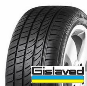 GISLAVED ultra speed 205/55 R17 95V TL XL, letní pneu, osobní a SUV