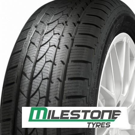 MILESTONE green 4s 195/65 R15 91H TL M+S 3PMSF, celoroční pneu, osobní a SUV