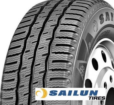 SAILUN endure wsl1 195/75 R16 107R TL C M+S 3PMSF 8PR BSW, zimní pneu, VAN