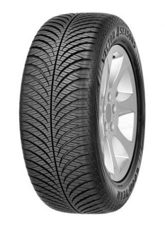 GOODYEAR vector 4seasons g2 165/65 R15 81T TL M+S 3PMSF, celoroční pneu, osobní a SUV
