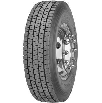 SAVA orjak 4 m+s 3pmsf 225/75 R17,5 129M, celoroční pneu, nákladní