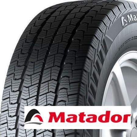 MATADOR mps400 variant aw 2 225/65 R16 112R TL C 8PR M+S 3PMSF, celoroční pneu, VAN