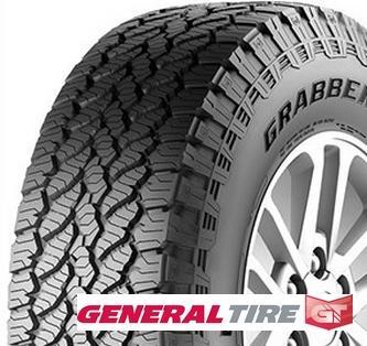 GENERAL TIRE grabber at3 235/55 R18 104H, celoroční pneu, osobní a SUV