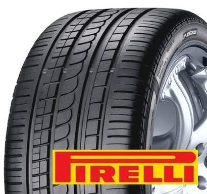 PIRELLI p zero rosso asimm. 245/50 R18 100W TL, letní pneu, osobní a SUV