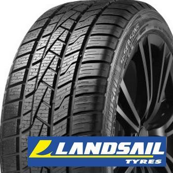 LANDSAIL 4 seasons 215/55 R17 98W TL M+S 3PMSF, celoroční pneu, osobní a SUV