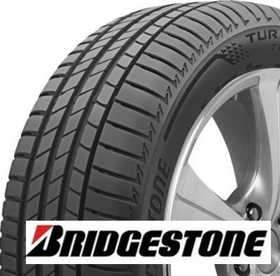 BRIDGESTONE turanza t005 225/45 R18 95Y TL XL, letní pneu, osobní a SUV