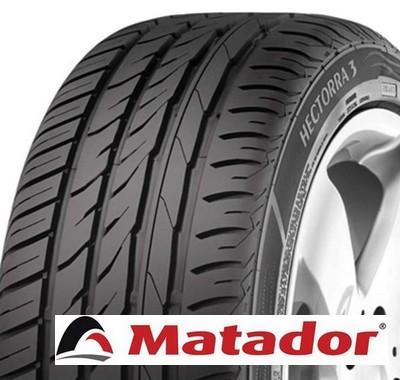 MATADOR mp47 hectorra 3 195/65 R15 95H TL XL, letní pneu, osobní a SUV