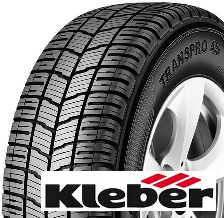 KLEBER transpro 4s 215/70 R15 109S TL C M+S 3PMSF, celoroční pneu, VAN