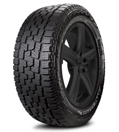 PIRELLI scorpion a/t+ 265/70 R17 115T TL M+S 3PMSF, celoroční pneu, osobní a SUV