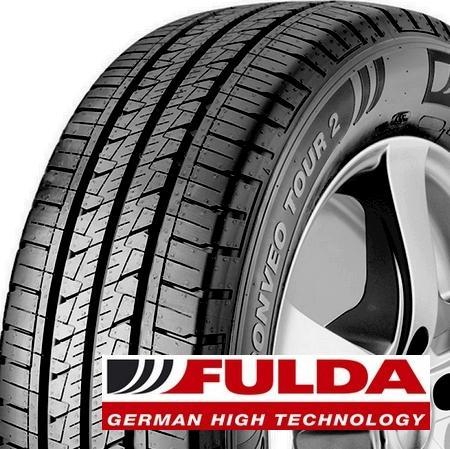 FULDA conveo tour 2 215/65 R16 109T TL C 8PR, letní pneu, VAN