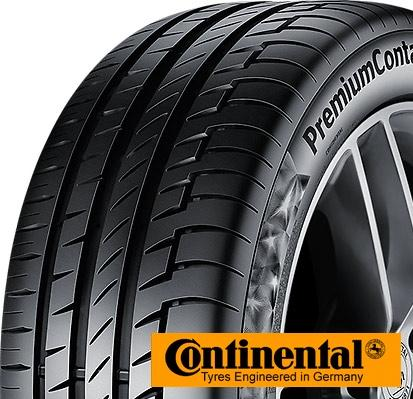 CONTINENTAL conti premium contact 6 205/50 R17 89V, letní pneu, osobní a SUV, sleva DOT