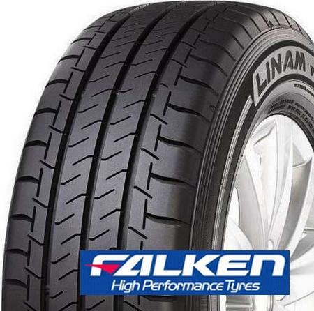 FALKEN linam van01 205/70 R15 106R, letní pneu, VAN, sleva DOT