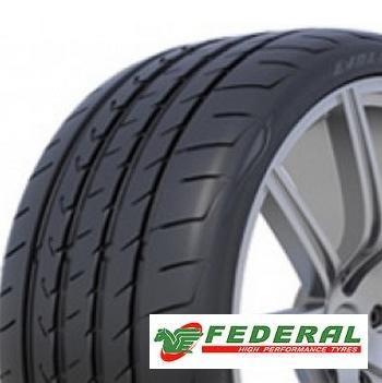 FEDERAL evoluzion st 1 255/40 R17 98Y TL XL, letní pneu, osobní a SUV