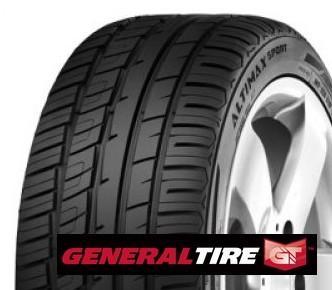 GENERAL TIRE altimax sport 235/40 R19 96Y, letní pneu, osobní a SUV