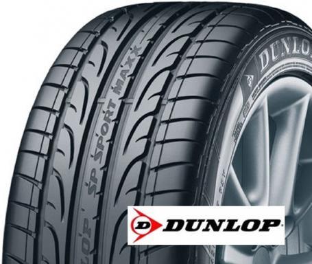 DUNLOP sp sport maxx 255/35 R20 97Y TL XL ZR MFS, letní pneu, osobní a SUV