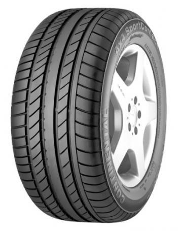 CONTINENTAL 4x4 sport contact 275/40 R20 106Y, letní pneu, osobní a SUV, sleva DOT
