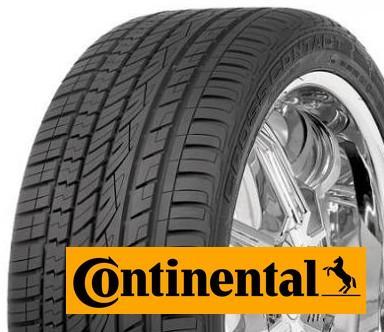 CONTINENTAL conti cross contact uhp 295/45 R19 109Y, letní pneu, osobní a SUV, sleva DOT