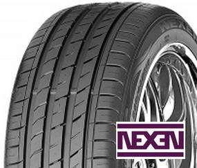 NEXEN n'fera su1 205/50 R17 93W TL XL ZR, letní pneu, osobní a SUV