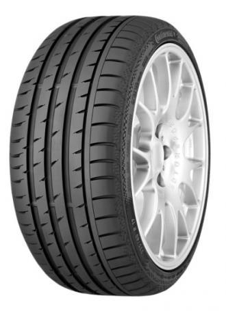 CONTINENTAL sport contact 6 295/30 ZR22 103Y TL XL ZR FR, letní pneu, osobní a SUV