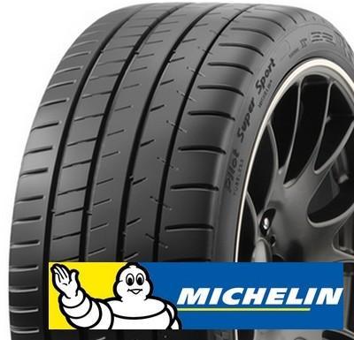 MICHELIN pilot super sport 265/40 R18 101Y TL XL ZR FP, letní pneu, osobní a SUV