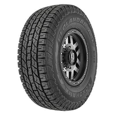 YOKOHAMA geolandar a/t g015 255/75 R17 113T TL M+S 3PMSF OWL, celoroční pneu, osobní a SUV