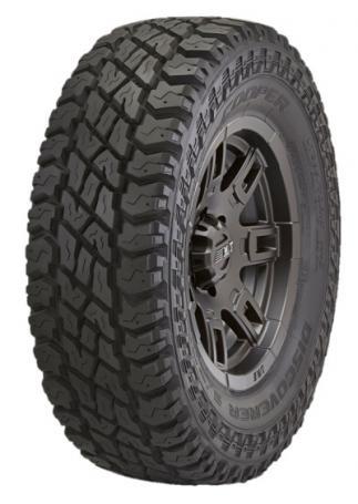 COOPER TIRES discoverer s/t maxx por 235/80 R17 120Q TL LT M+S BSW, letní pneu, osobní a SUV