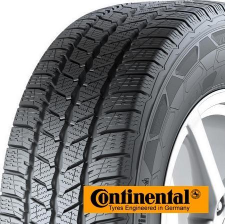 CONTINENTAL vancontact winter 215/60 R17 109T TL C 8PR M+S 3PMSF, zimní pneu, VAN