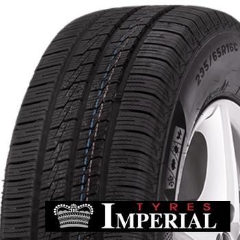 IMPERIAL all season van driver 195/75 R16 107S TL C M+S 3PMSF, celoroční pneu, nákladní