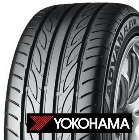 YOKOHAMA advan fleva v701 245/40 R19 98W TL XL, letní pneu, osobní a SUV