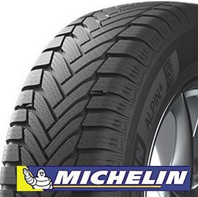 MICHELIN alpin 6 215/50 R17 95H TL XL M+S 3PMSF FP, zimní pneu, osobní a SUV