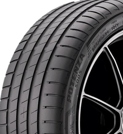 BRIDGESTONE potenza s005 255/40 R20 101Y TL XL, letní pneu, osobní a SUV