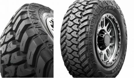 SAILUN terramax m/t 33/12,5 R15 108Q, letní pneu, osobní a SUV