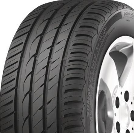POINT S summerstar 3+ 215/45 R17 91Y, letní pneu, osobní a SUV