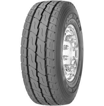 GOODYEAR Omnitrac MST II 385/65 R22 160K, celoroční pneu, nákladní
