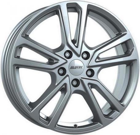 """alu kola ALUTEC TORMENTA silver - stříbrné 8x18"""" 5x112 ET44 57,1"""