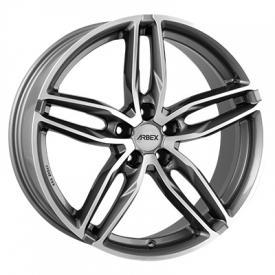 "alu kola ARBEX AR2 titan front polish 8,5x19"" 5x120 ET35 72,6"