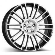 "alu kola AEZ strike Black/polished front 8,5x19"" 5x120 ET35 72,6"