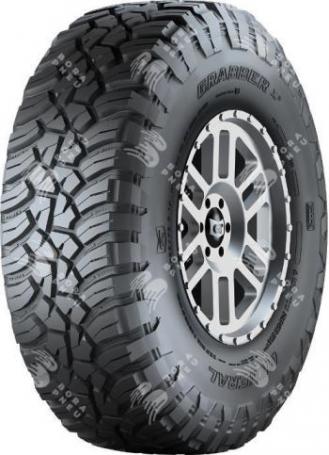 GENERAL TIRE grabber x3 265/70 R16 121Q, letní pneu, osobní a SUV