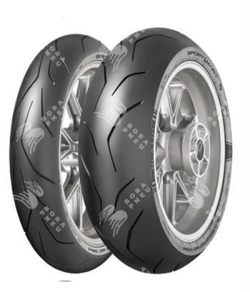 DUNLOP sportsmart tt 110/70 R17 54H TL, celoroční pneu, moto