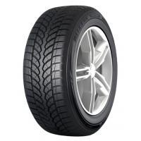 BRIDGESTONE blizzak lm80 evo 255/55 R18 109H TL XL M+S 3PMSF FR, zimní pneu, osobní a SUV