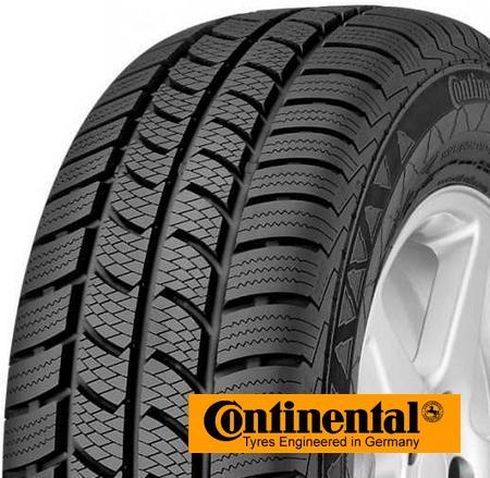 CONTINENTAL vanco winter contact 2 225/55 R17 109T TL C 8PR M+S 3PMSF, zimní pneu, VAN