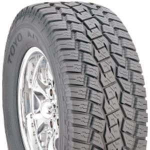 TOYO open country a/t+ 245/75 R17 121S TL LT M+S, letní pneu, osobní a SUV