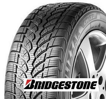 BRIDGESTONE blizzak lm32 225/50 R17 94H TL ROF EXT M+S 3PMSF, zimní pneu, osobní a SUV